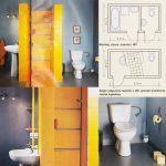 Połączenie łazienki z WC