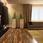 Drewno na podłogi