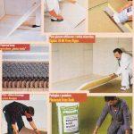 Sucha zabudowa podłogi