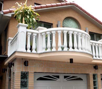 balustrada betonowa
