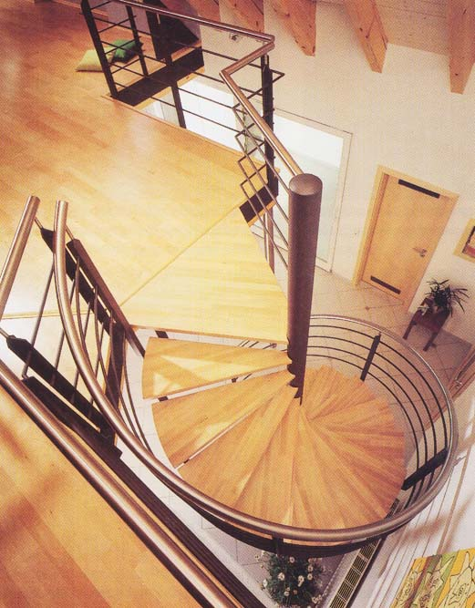 schody krete