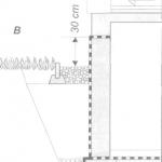 Cokół i opaska wokół budynku