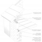 Połacie dachów z systemowych płyt dachowych w systemie YTONG